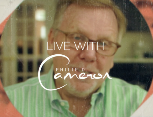 Live With Philip D Cameron 26th of April