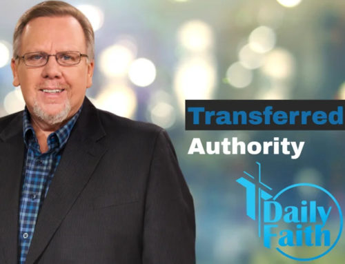 Transferred Authority