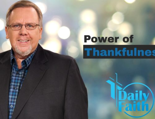 The Power of Thankfulness